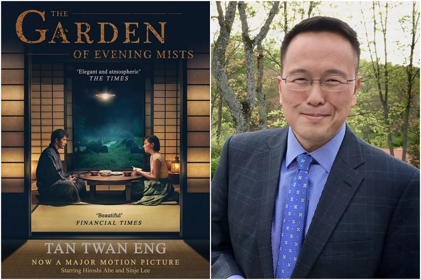 Tan Twan Eng's 2012 novel The Garden Of Evening Mists will come to life on screen in an upcoming movie adaptation.