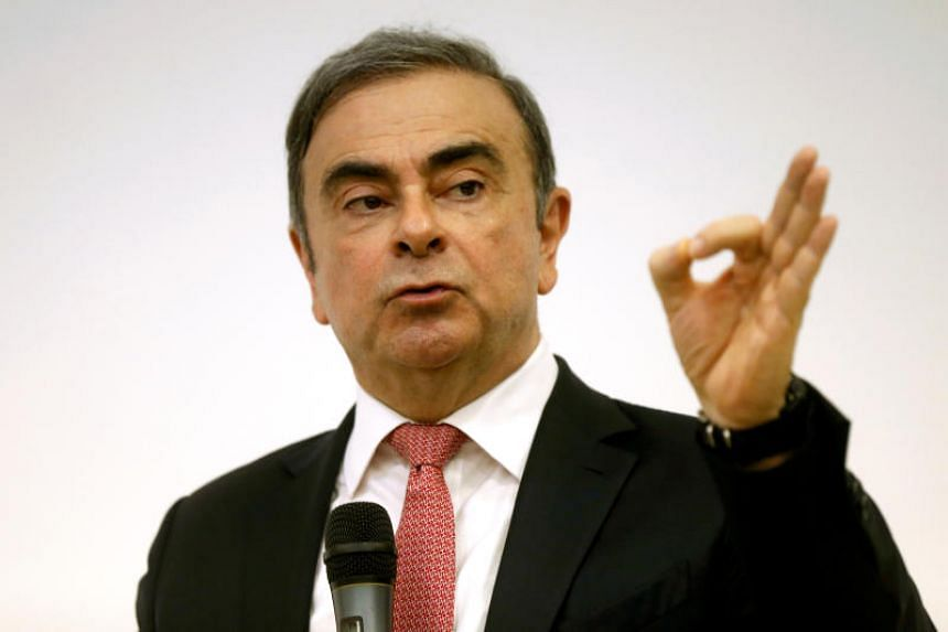 Ghosn seeks retirement benefit from Renault