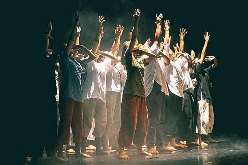 Sayang, Sayang, Sayang by Kres! Dancers.