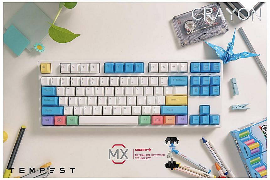 The best part is there are no special placement of keys or odd-shaped keycaps that you find with some TKL wireless keyboards.