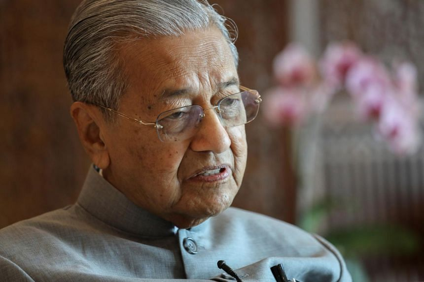 Malaysian Prime Minister Mahathir Mohamad said Malaysia may now need to find a solution after the boycott of its palm oil by Indian palm oil refiners and traders.