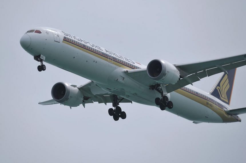 Singapore Airlines added nine weekly flights to India last year.
