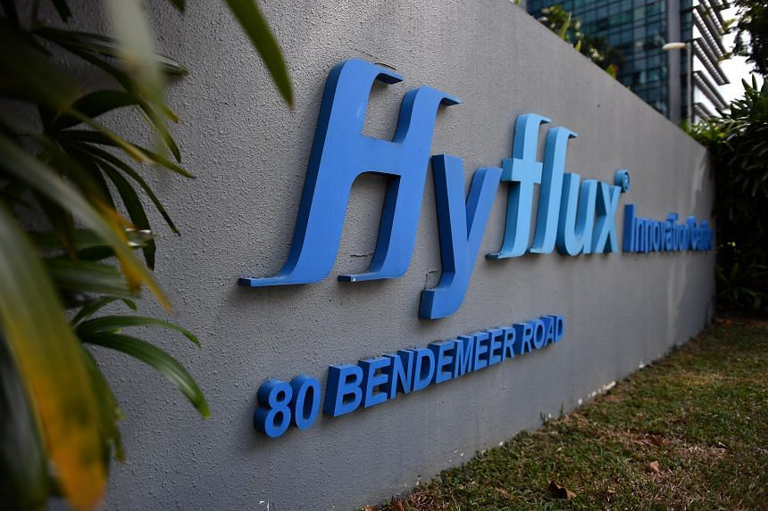 The Hyflux Innovation Centre at 80 Bendemeer Road, on Feb 16, 2019.