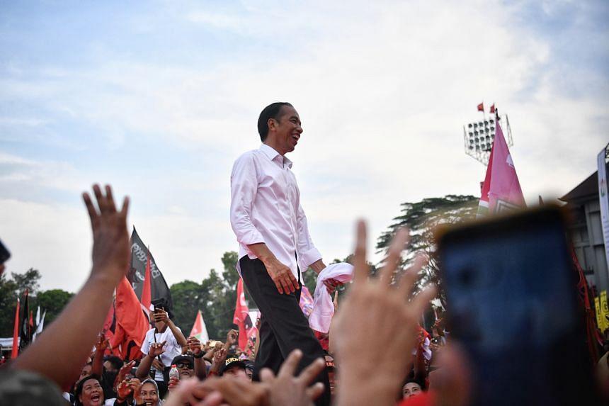 Indonesian President Joko Widodo has kept his knack for inclusive national development intact.