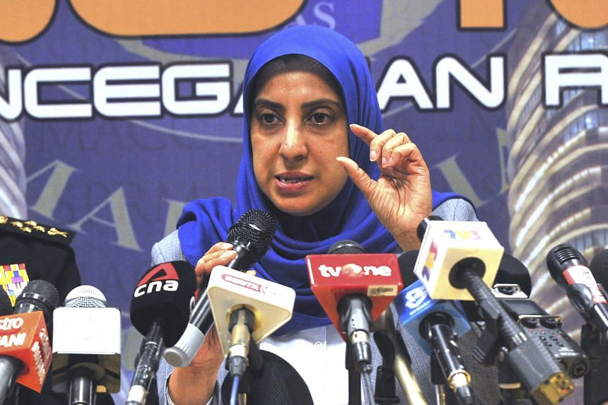 "Malaysia's anti-graft chief Latheefa Koya had alleged they showed a ""criminal conspiracy at the highest level"" and was certain of its ""absolute authenticity""."