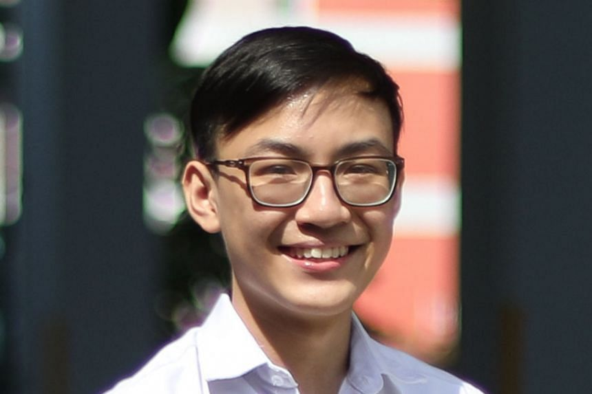 Aqil Nasran Shah Nizam Shah's typical recess meal has been either a chicken bao or siew mai. And those were the good days. Otherwise, he would not eat until dinner time. Aqil, who scored 11 points for his O-level exams, will be pursuing a diploma in