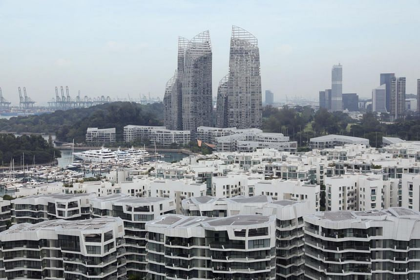 The most expensive sale in the city fringes was achieved by a unit at Reflections at Keppel Bay which sold for $7.2 million.