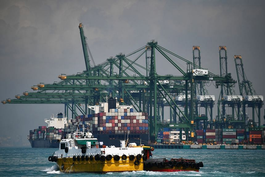 PSA International handled 85.2 million containers at its port projects around the world in 2019