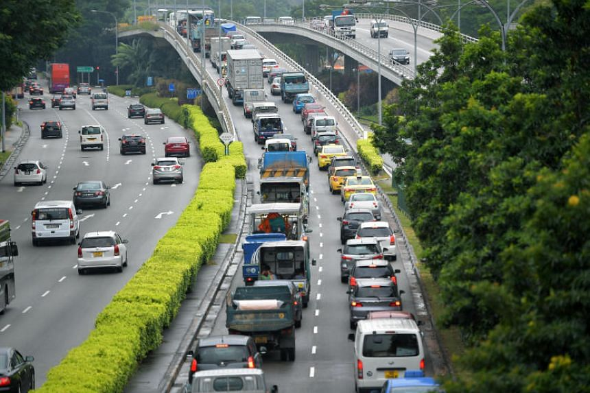 Around 6,350 COEs will be available for bidding each month in the February-April quota period, down from 6,830 in the current period, the Land Transport Authority said.