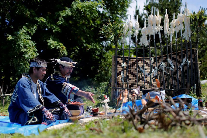 Indigenous Ainu people have lived in what is now northern Japan for thousands of years and were officially recognised by a law enacted last year to protect and promote their culture.