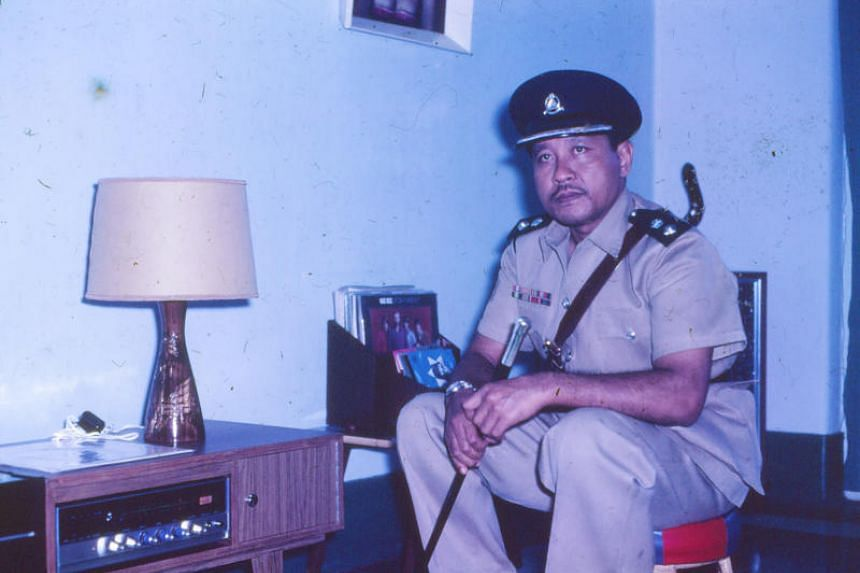 Mr Sarpon Muradi capped his 30-year prison career as acting chief of Changi Prison in 1970.