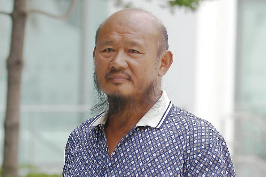 Teo Seng Tiong was involved in a road rage incident in Pasir Ris that was caught on video. The clip later went viral.