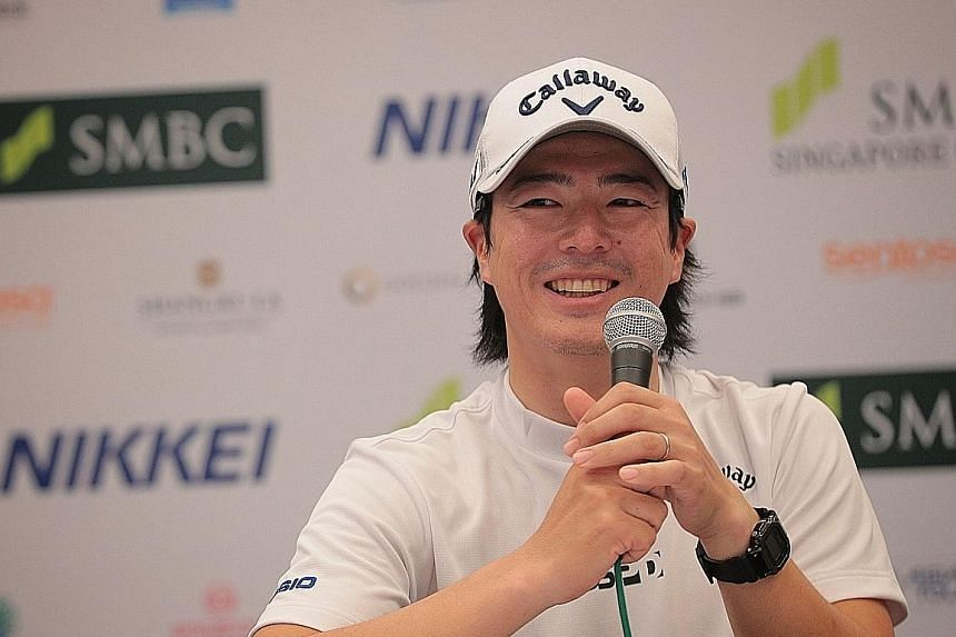 Ryo Ishikawa's improved fitness helped him clinch a Japan Tour-leading three wins last year. However, he will need to continue racking up victories if he is to claim a berth on the Japanese Olympic team.