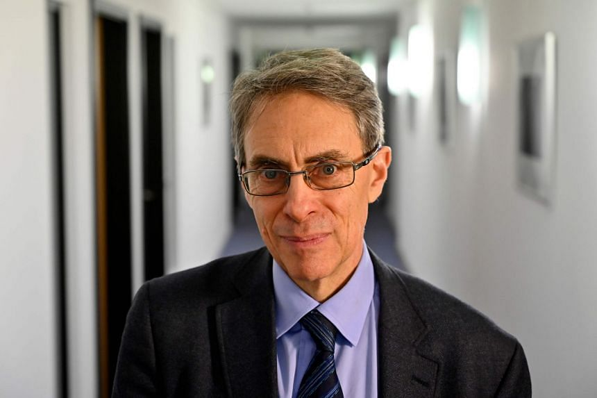 HRW executive director Kenneth Roth (above) was barred from entering Hong Kong.