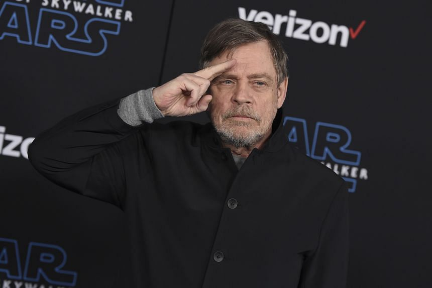 Mark Hamill has 3.6 million followers on Twitter where he tweets frequently to interact with fans.