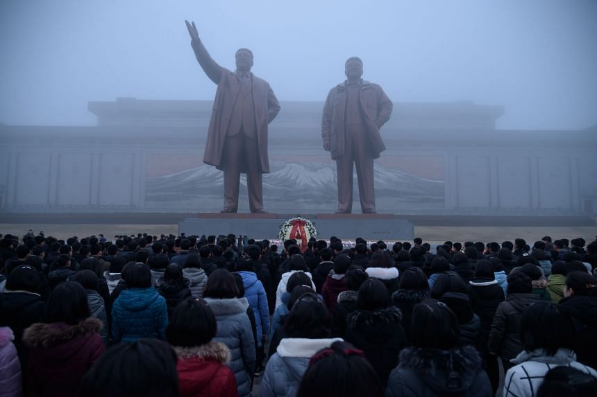 Under a UN resolution unanimously approved in 2017, countries had until Dec 22 last year to send back all workers from North Korea.