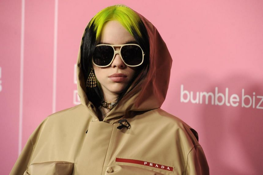 Billie Eilish wrote the title song for the 25th James Bond film with her 22-year-old brother Finneas O'Connell.