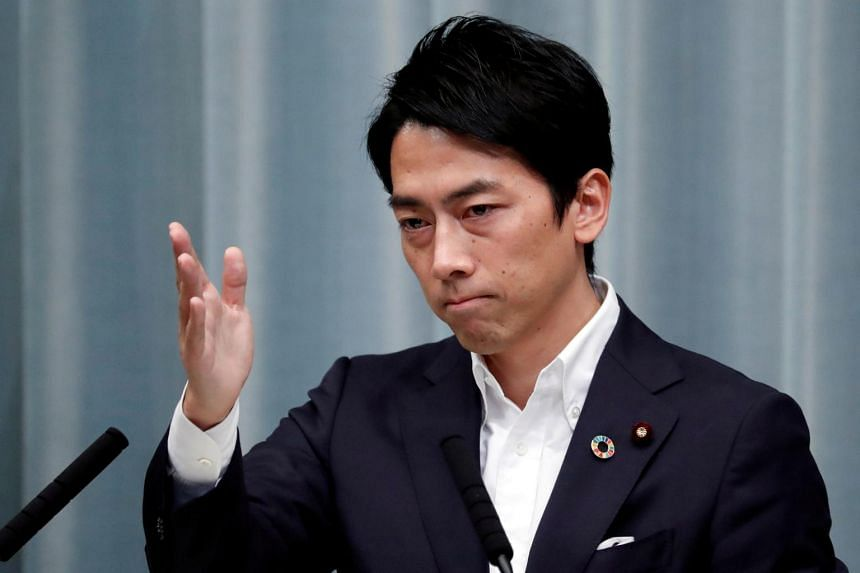 Lawmakers initially criticised Mr Shinjiro Koizumi's interest in taking parental leave, saying he should prioritise his duty to the public as a Cabinet minister.