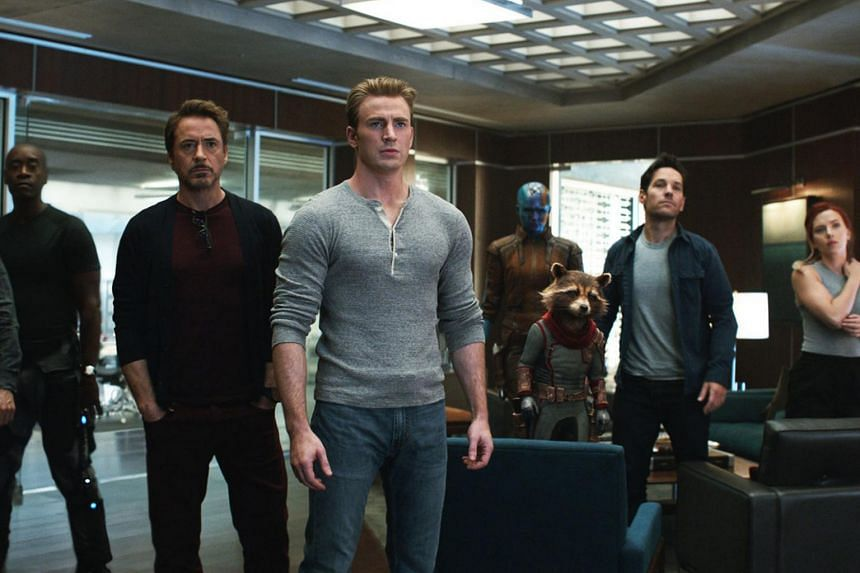 Avengers: Endgame topped the box office in Singapore with $19.56 million in 2019.