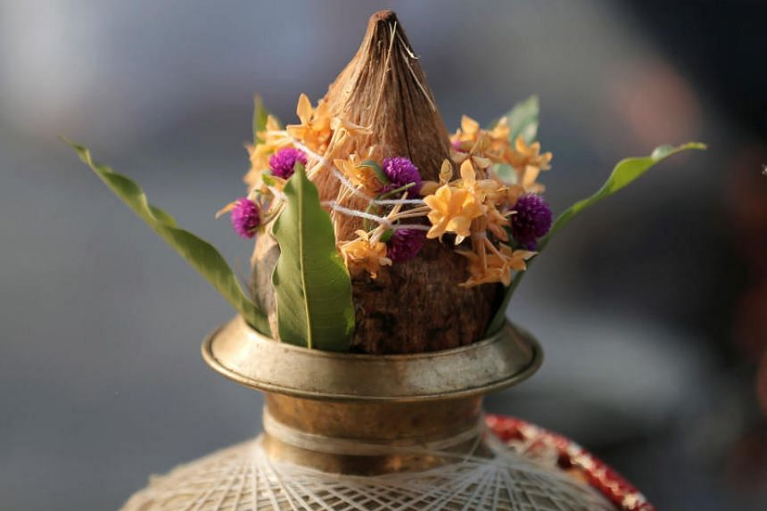 Many say that the Pongal festival has nothing to do with religion and is instead a Tamil celebration for an upcoming harvest festival.