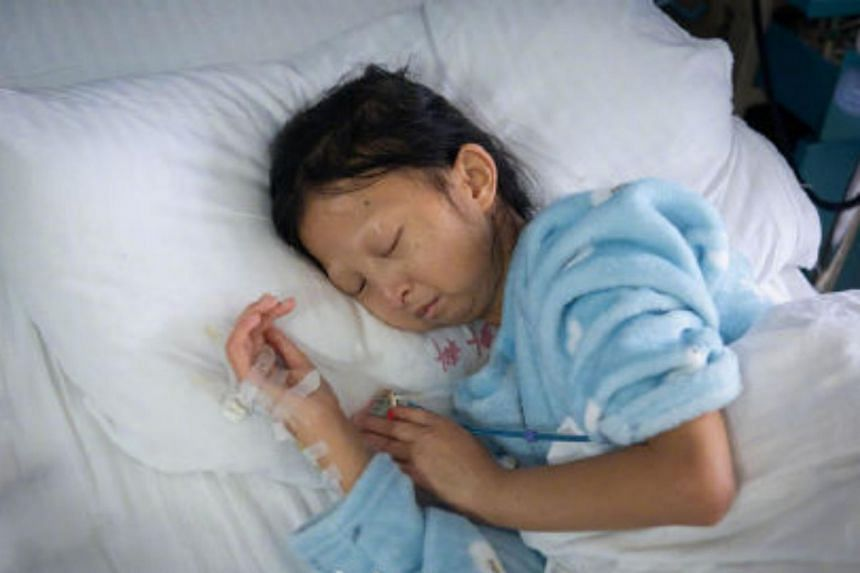 Ms Wu Huayan, who suffered from severe malnutrition and had lost both her parents, died on Jan 13, 2020.