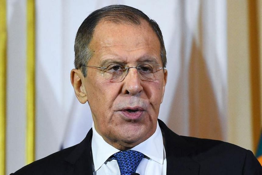 Russian Foreign Minister Sergey Lavrov also accused Western countries of not strictly following the United Nations charter for discussions based on sovereign equality of states.