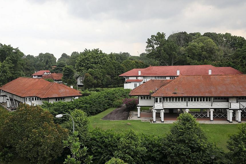 The proposed dementia village occupying 10 bungalows will be sited in Gibraltar Crescent in Sembawang. The bungalows in the tender stand on two plots of land with a total area of 28,000 sq m.