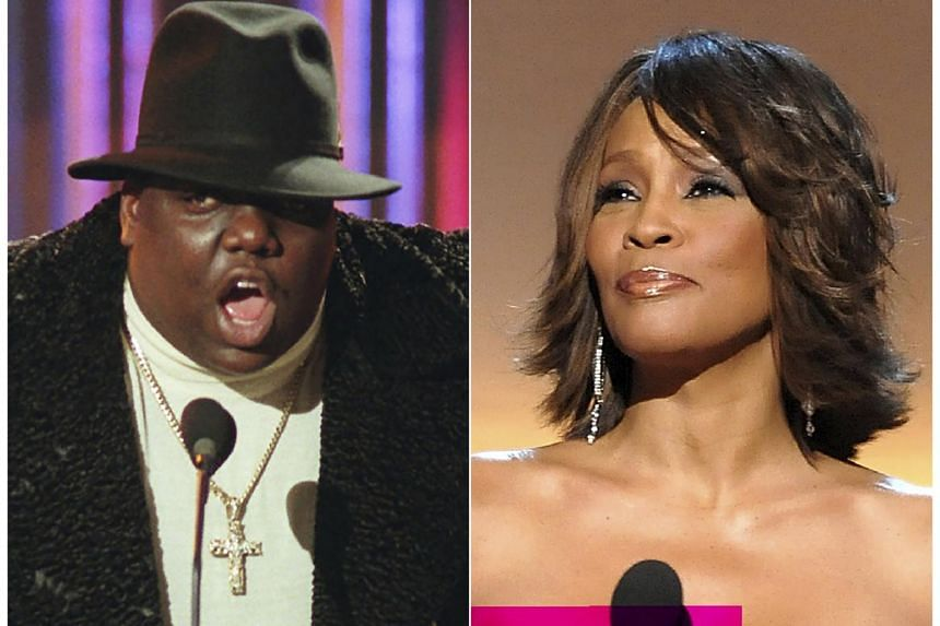 The induction of Notorious B.I.G. (left) and Whitney Houston mark a continuation of the institution's broadening acceptance of genres into its ranks.