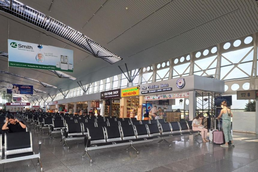 Two visitors from China who landed at Vietnam's Danang International Airport have been isolated.