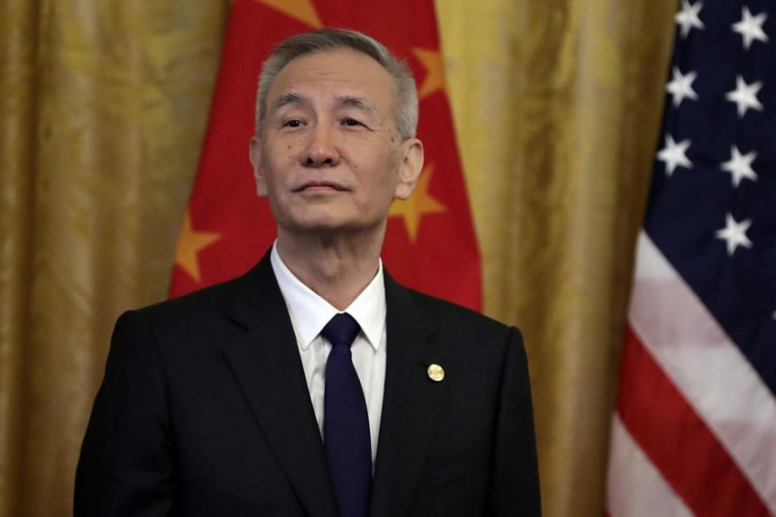 Chinese Vice-Premier Liu He said the deal has injected positive energy into the stability and development of the world economy.