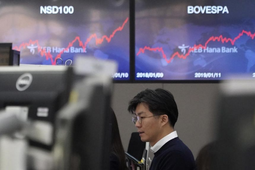 Tokyo's Topix index added less than 0.1 per cent while Seoul's Kospi index was little changed.