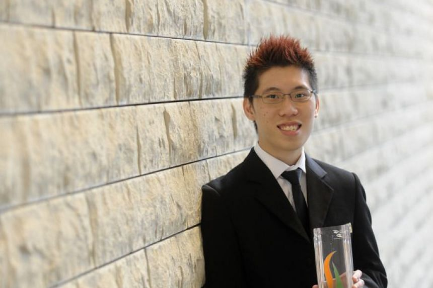 Mr Mark Cheng is the co-founder of Avelife, an NGO which focuses on social enterprise.