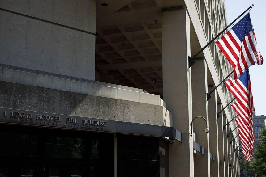 The Federal Bureau of Investigation's J. Edgar Hoover building in Washington.