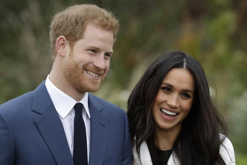 Britain's Prince Harry and his wife, former actress Meghan Markle, announced they wanted to reduce their royal duties and spend more time in North America.