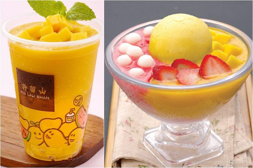 Hui Lau Shan's return adds more variety to the mango dessert options available in Singapore, other than the usual mango sago dessert at Chinese dessert shops.