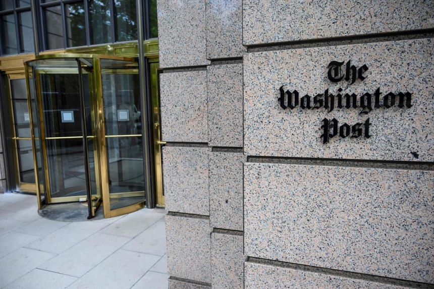 The swipe at the Washington Post came a day after an Indian Cabinet minister gave short shrift to Amazon's investment plans for India.