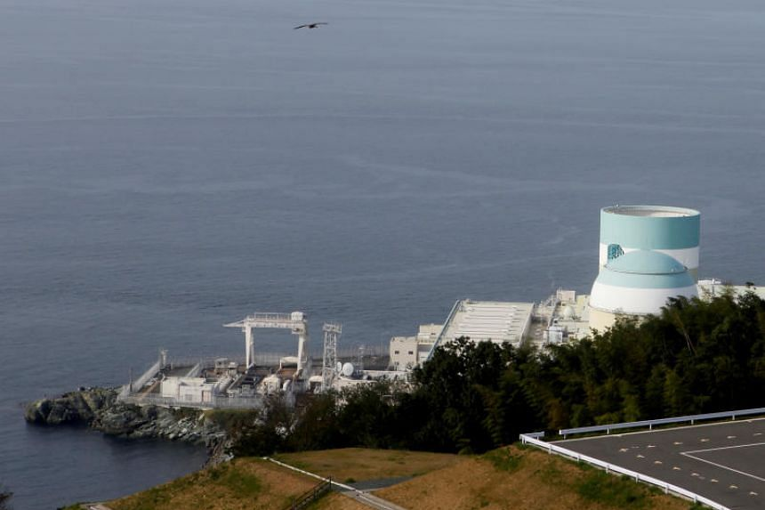 The plant's operator, Shikoku Electric Power, wanted to resume work at the reactor, which had been halted for routine inspections, and said it will appeal the high court's ruling.