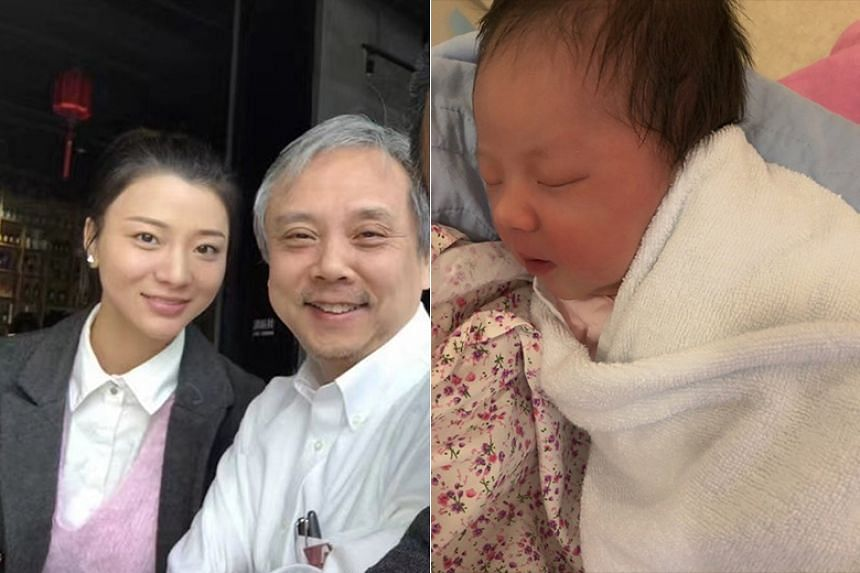 Gordon Chan married Jelly Xia in June last year. Chan announced the birth of their daughter on Weibo on Jan 16, 2020.