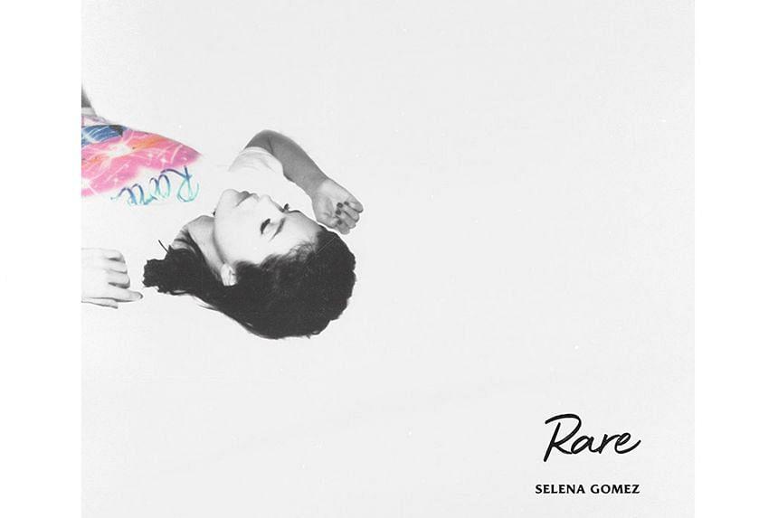 Selena Gomez's confessional album Rare.