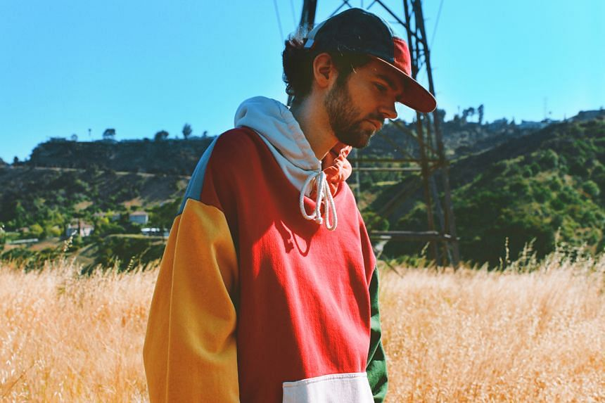 French DJ-producer Madeon.