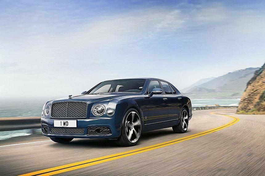 Bentley 6.75 Edition by Mulliner