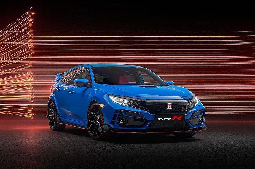 Honda 2020 Civic Type R