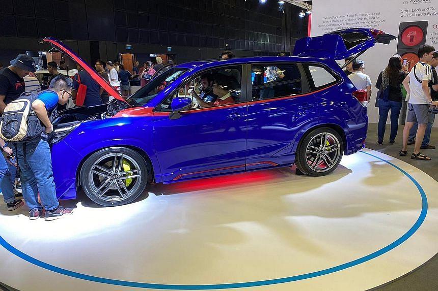 Singapore Motorshow