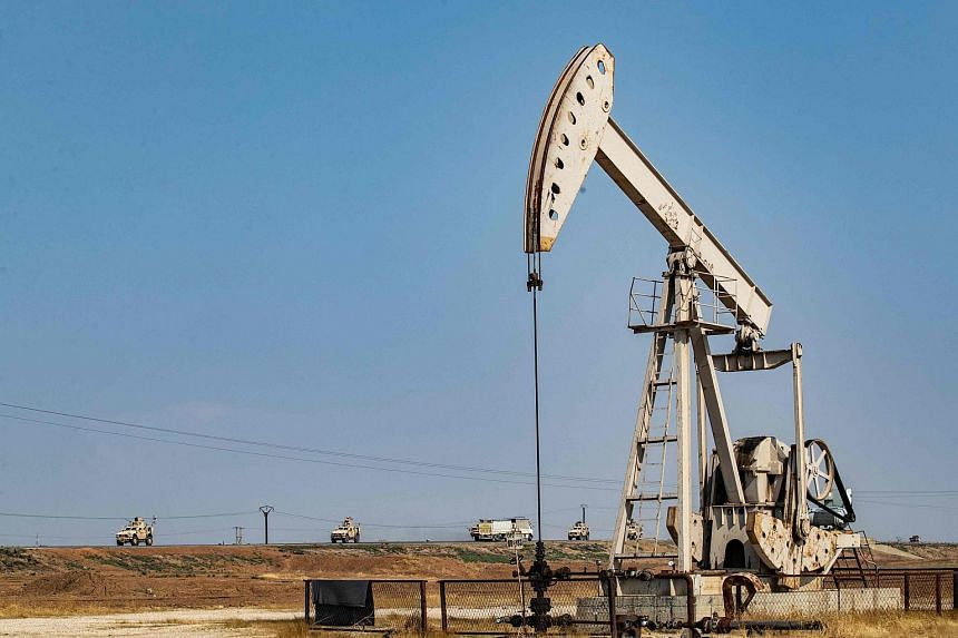 Crude oil inventories rise in US past week
