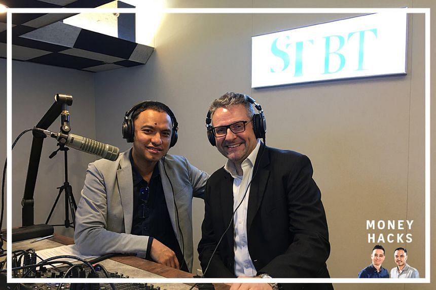 Money Hacks' Ernest Luis (left) hosts Manfred Schmoelz (right), president of Asia Pacific for Assurant, in this episode of Money Hacks, on what new and existing car owners should know about vehicle protection services.