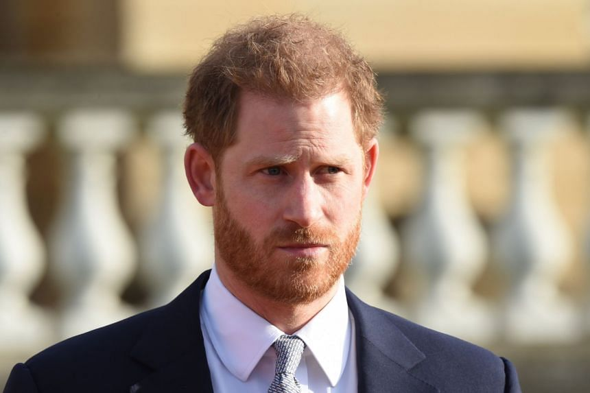 Britain's Prince Harry is currently the sixth-in-line to the throne.
