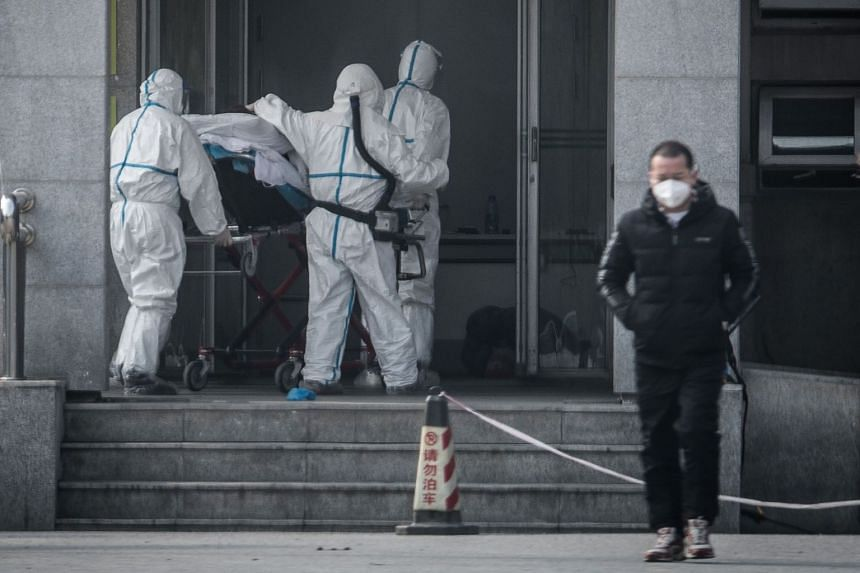 China reports four more cases in Wuhan virus outbreak