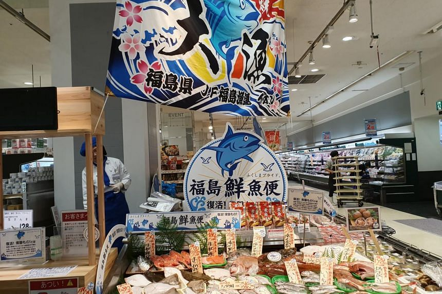 Japan is one of the world's biggest consumers of seafood, eating around 33kg per capita.