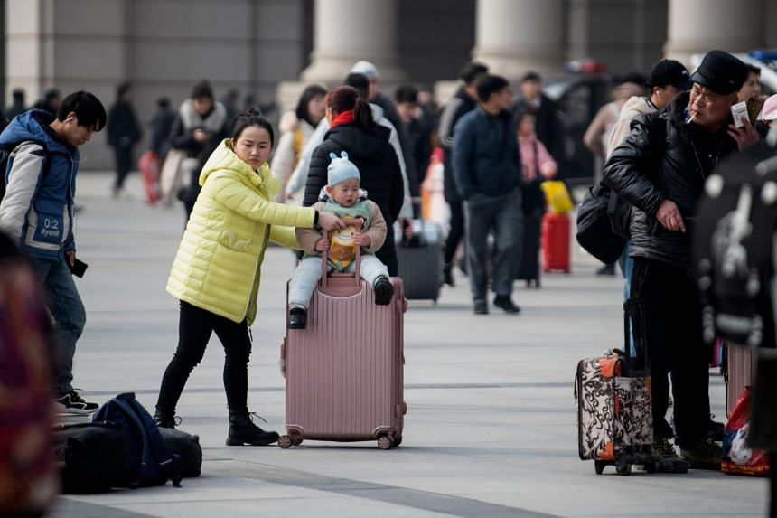 The virus outbreak has sent jitters among travellers as hundreds of millions of Chinese prepare to travel for the Chinese New Year holiday this week.