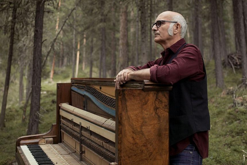 Ludovico Einaudi is currently the world's most streamed classical music artist, with his works clocking over a million streams each day.